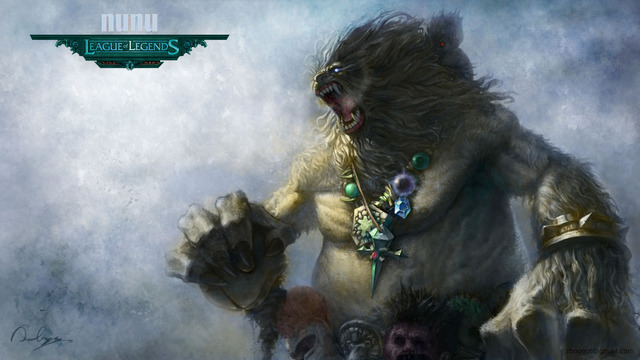 League-of-Legends-Mad-Nunu-Wallpaper