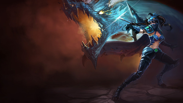 Dragonslayer-Vayne