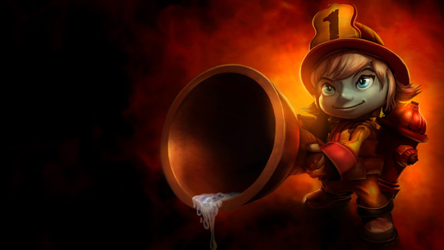 Firefighter-Tristana
