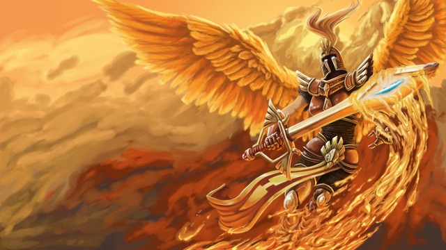 phoenix_league_of_legends_kayle_swords_1920x1080_24452