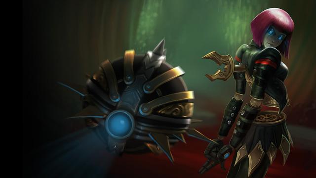 Bladecraft-Orianna