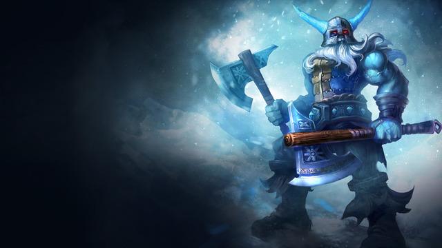 Glacial-Olaf