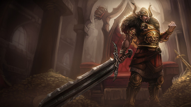Viking-Tryndamere