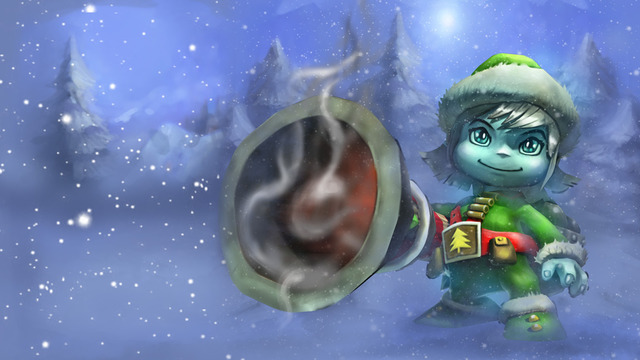 Earnest-Elf-Tristana-Original