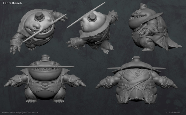 TahmKench_Sculpts