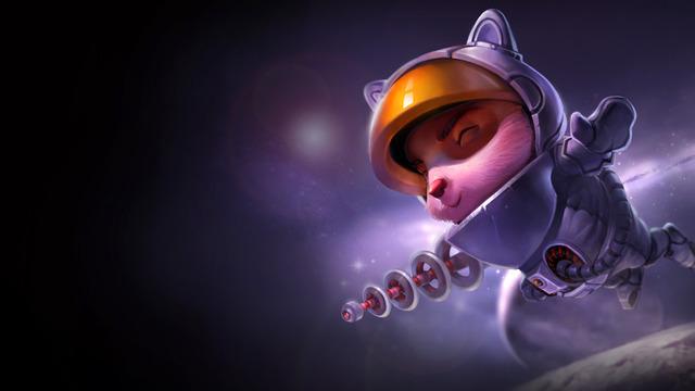 Astronaut-Teemo