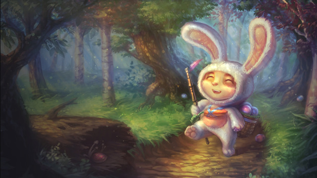 Cottontail-Teemo