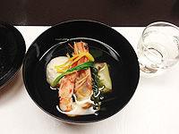懐石遊膳 椿/お料理2