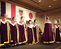 ボルドーワイン騎士団(ボルドーワイン最高評議会)叙任式/写真01