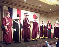 ボルドーワイン騎士団(ボルドーワイン最高評議会)叙任式/写真03