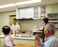 寿司屋の市さん/シャトー・シノンの石原さん