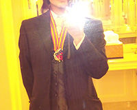 ボルドーワイン騎士団(ボルドーワイン最高評議会)叙任式/写真04