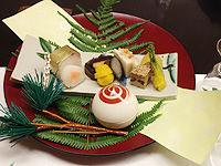 懐石遊膳 椿/お料理1