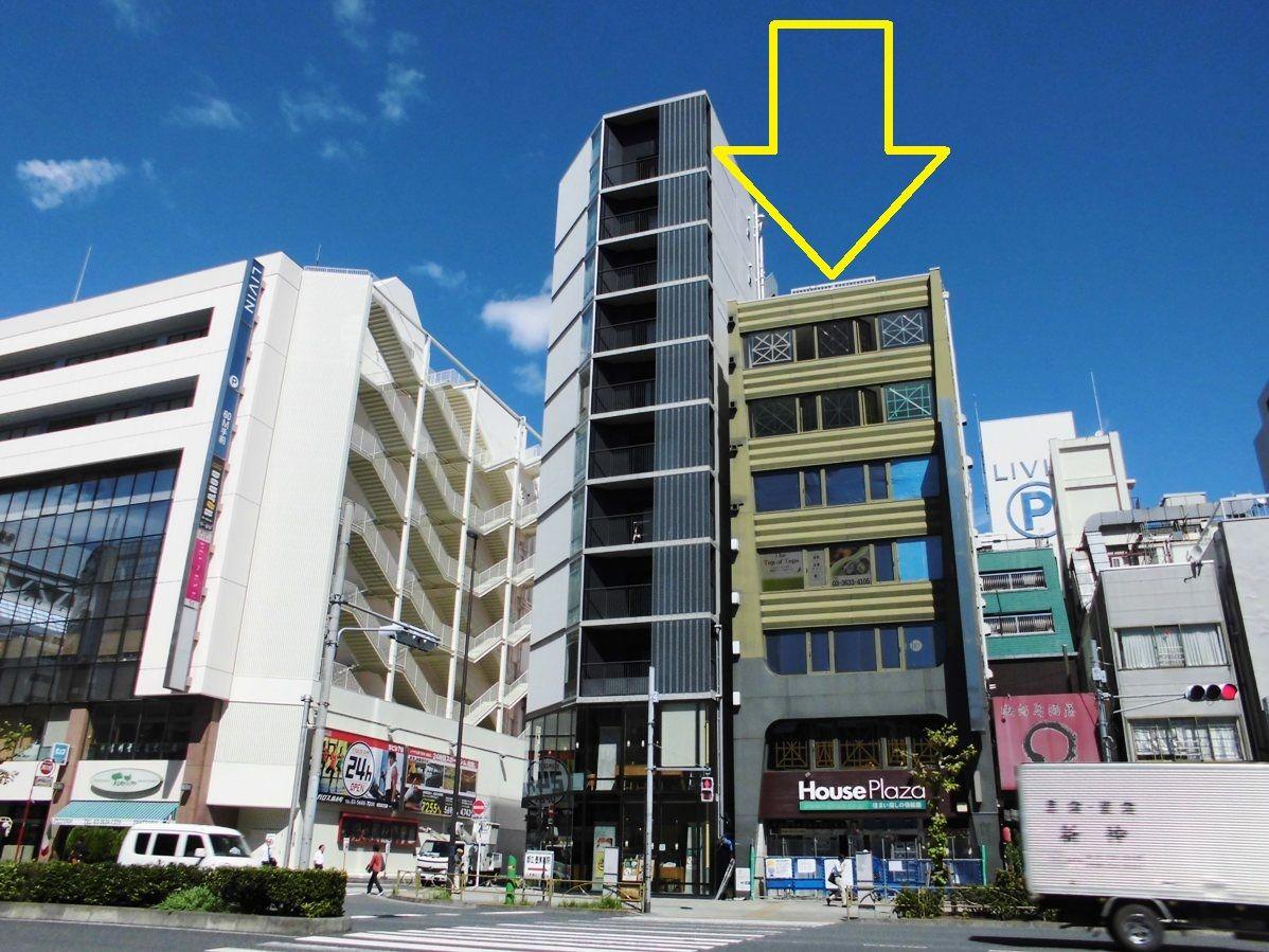 東京工事風景 : ビジネスホテル錦糸町・相鉄フレッサイン ...