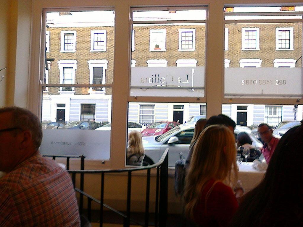Livedoor blog for La collina london