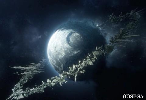 惑星ハルコタンへ