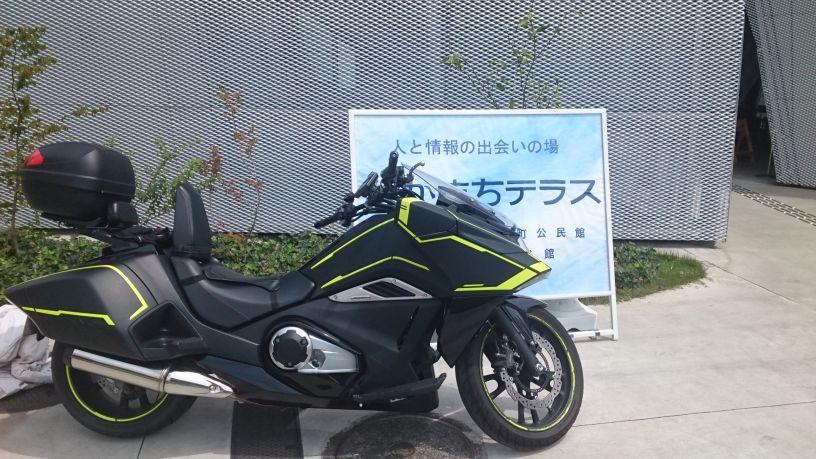 なかまちテラスバイク