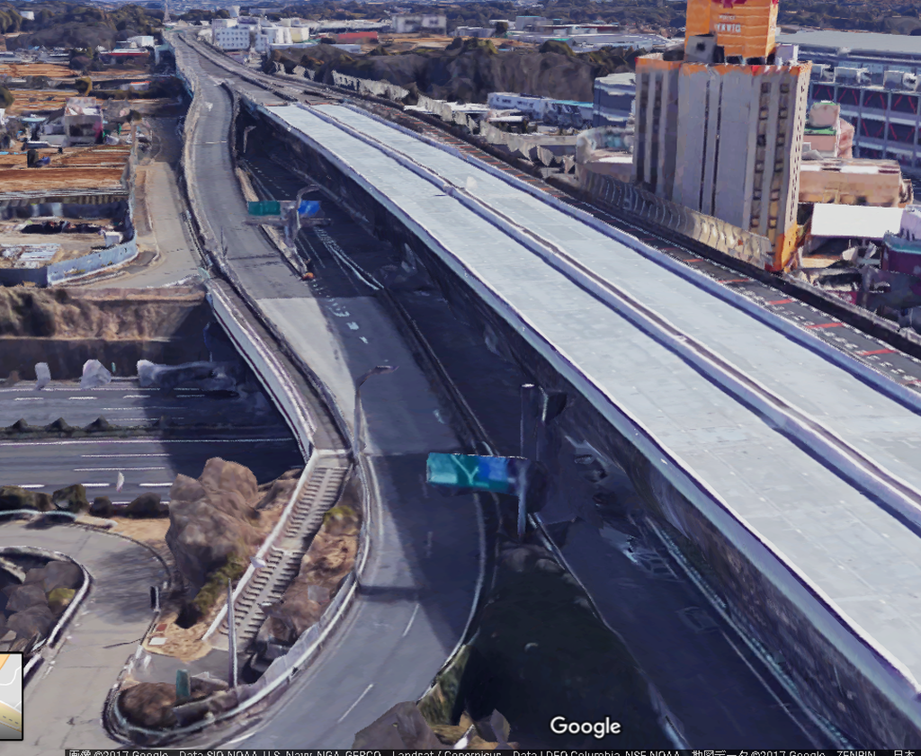 町田インターの正しいルート