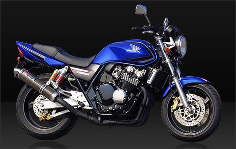 HONDA CB400SF CYCLONE