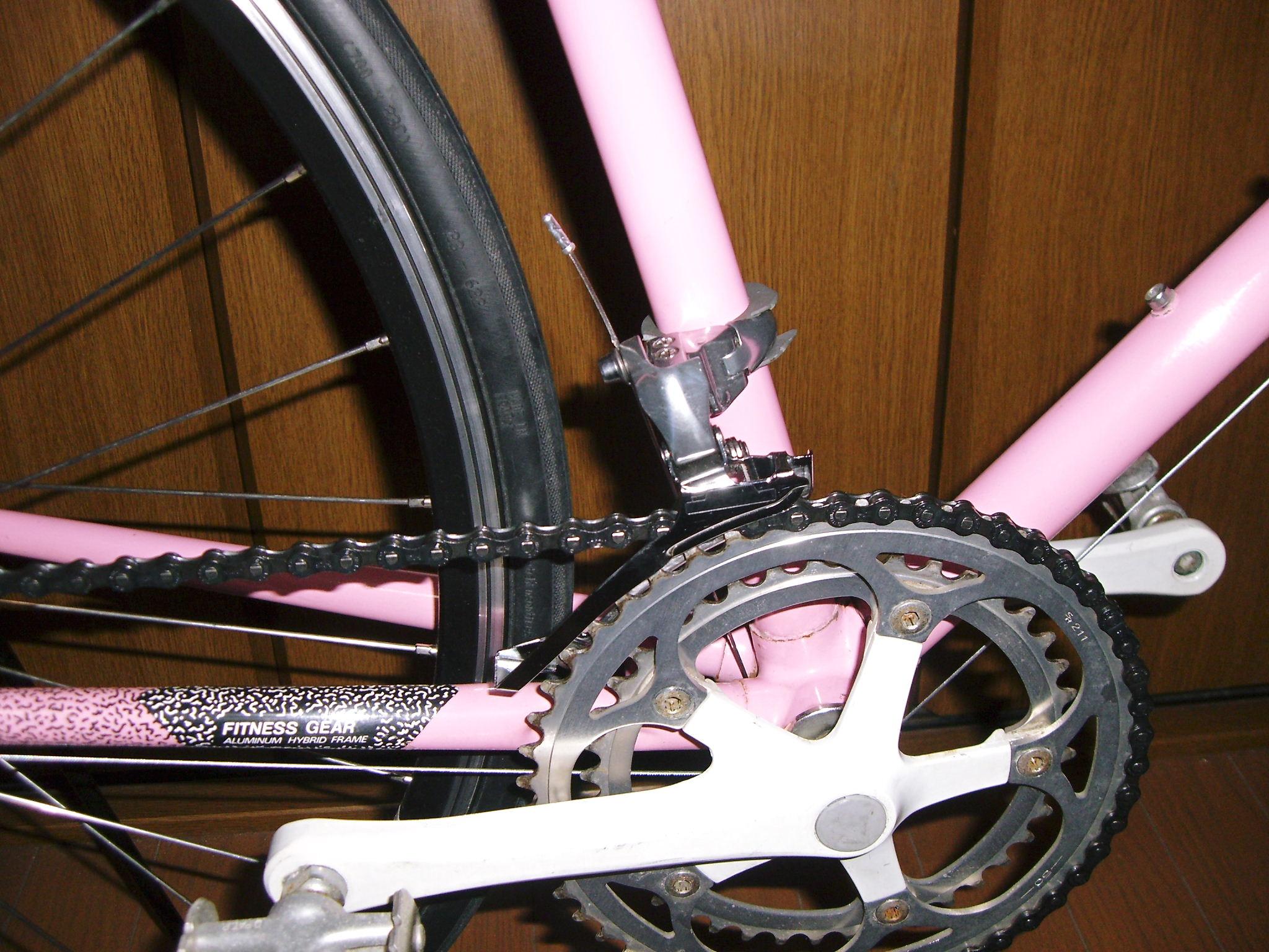 ALBATROSS 自転車部:ブリヂストン ...