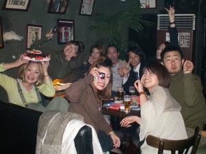 誕生日 パーティー