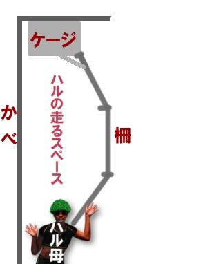 人間柵の限界