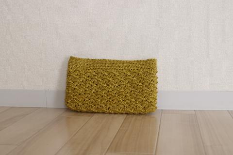 最近の編みもの