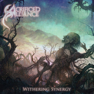 Withering Synergy Japanese Version front