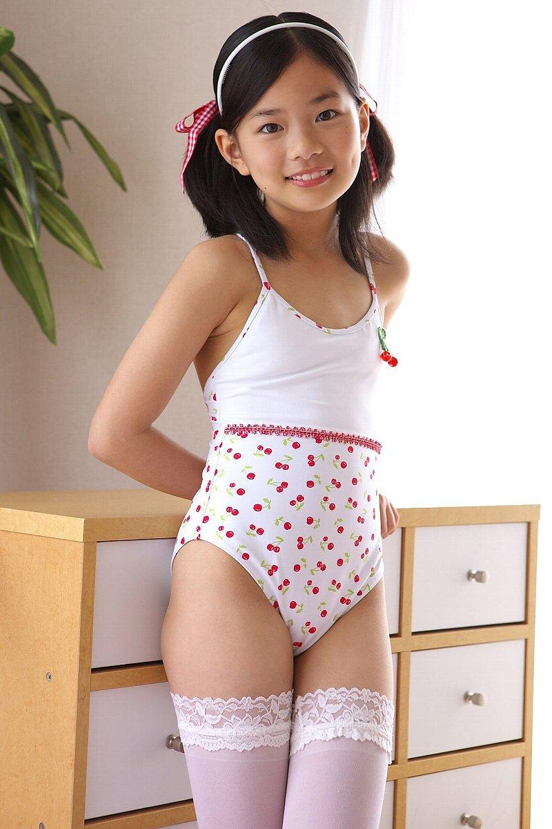 Japanese U15 Junior Idol Nude