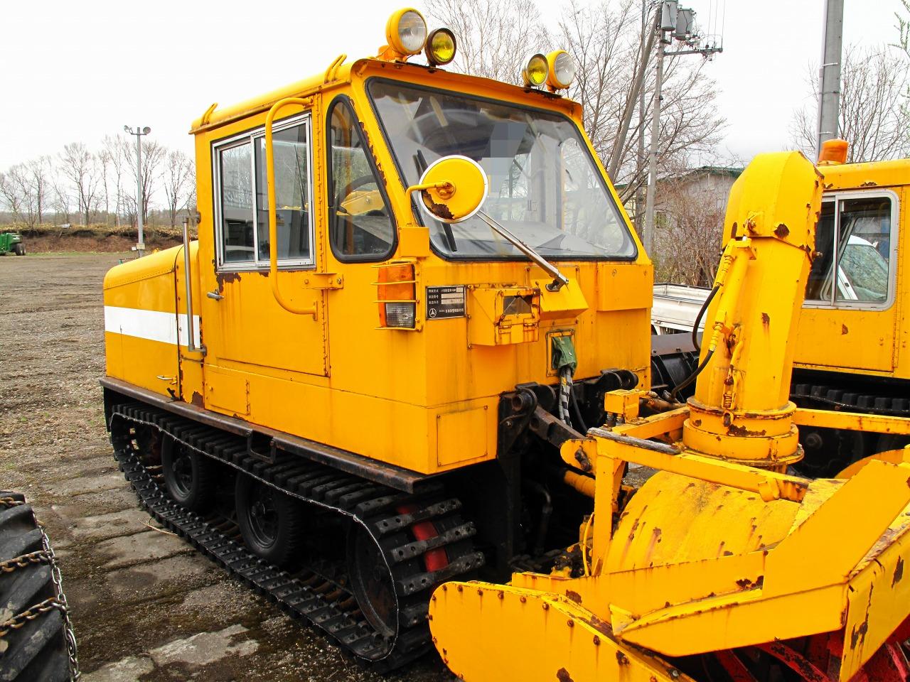 は、お馴染み日本除雪機製作所 ...