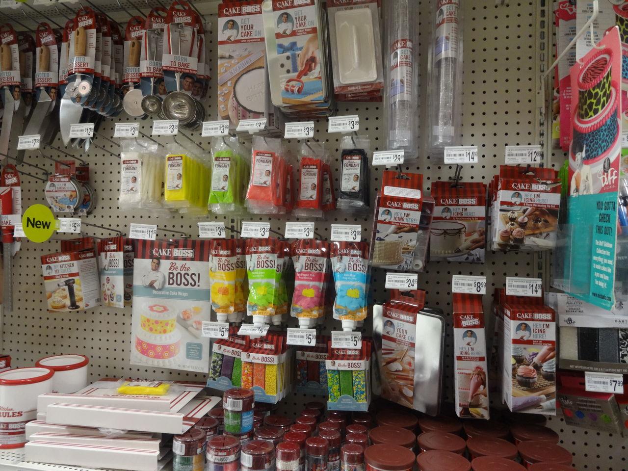 Wilton(ウィルトン)の品揃えが豊富なお店 Michaels アメリカの雑貨とお菓子が日本にいながら楽しめる