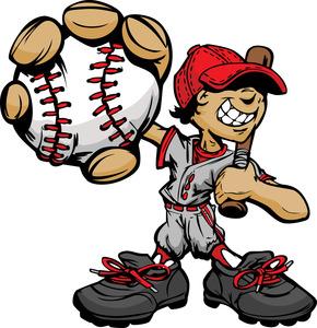 野球アメコミ
