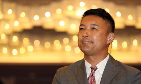 【れいわ新選組】山本太郎氏、衆院選出馬の可能性を示唆