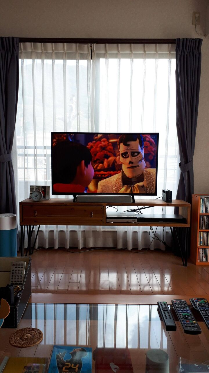 4Kテレビ買ってきたぞ