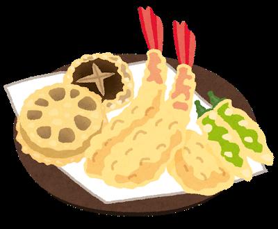 好きな天ぷらは?クソガキ「エビ」大人ぶったガキ「舞茸」なんかムカつくやつ「大葉」