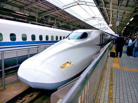 bullet-train-1540467__340