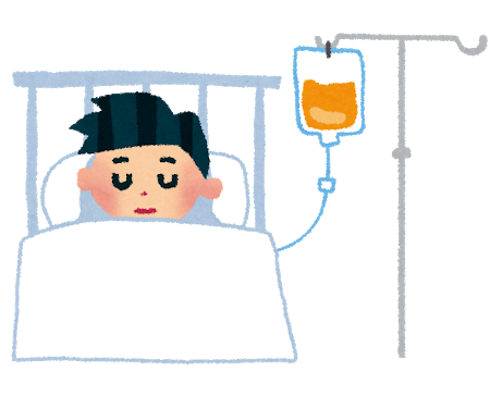 病院にて 不治の病俺「スマホゲー楽しーw」ポチポチ  おっさん「音消してくれる?」俺「…」音消し おっさん「ここあんたの家か?」