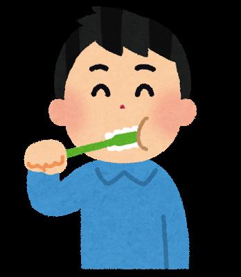 歯磨きの時に舌を磨かないやつwwwwwwwwwの画像