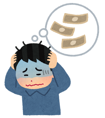 pose_atama_kakaeru_man_money