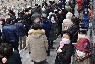朝から並べる暇人だけがマスクを安く買えるのはおかしい★5