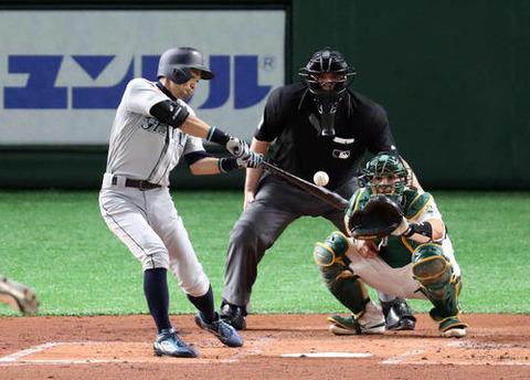【MLB】イチロー現役引退 28年間で4367安打