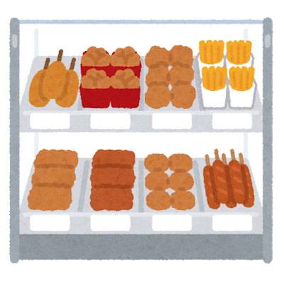 food_hot_snack_case