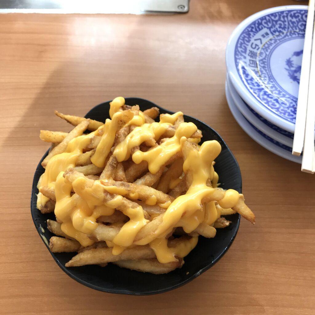 【画像】ワイ、くら寿司でチーポテを注文してしまうwxwwxwxwwxwxwxw