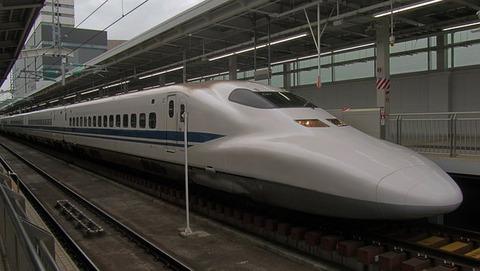 新 幹 線 で あ り が ち な こ と