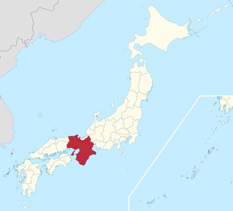 関西人から見下されてそうな関西の県