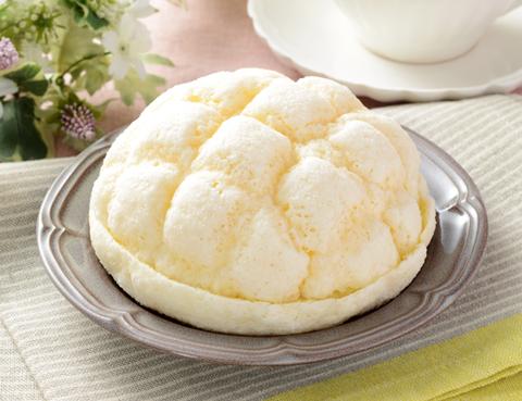 【ローソン】新商品のショートケーキ風メロンパンwww