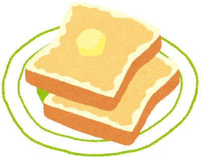 コスパよくてどこにでもあってパッと食えるおすすめ朝飯教えろ