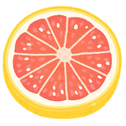 fruit_slice_grapefruit_pink
