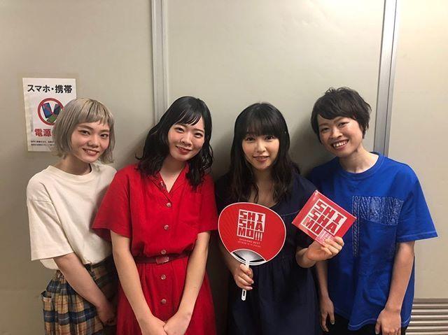 【画像】桜井日奈子さん、SHISHAMOさんと並んだ結果wwwwwwwww