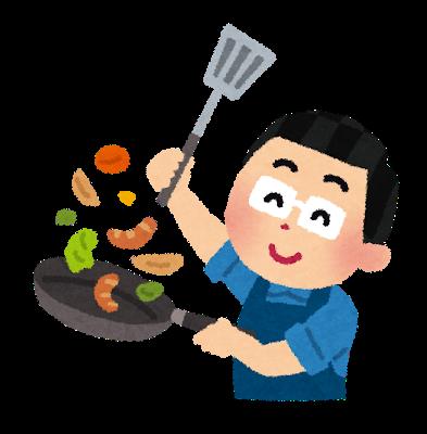 週3でお隣の女子大学生に手料理渡してる。父親ってこんな感じなのかな、なんて思ったり。